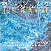 Adagio - Bach: Brandenburg Concertos no 1 and 6, etc