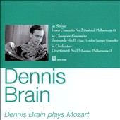 Dennis Brain plays Mozart