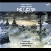 Georgy Sviridov (1915-1998): The Blizzard; Pushkin Garland / Vedernikov, Gerasimova. Fedoseyev