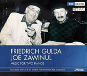 Joe Zawinul/Friedrich Gulda: Music for Two Pianos