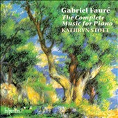 Fauré: The Complete Music for Piano / Kathryn Stoff, piano [4 CDs]