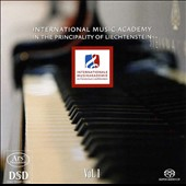 International Music Academy in the Principality of Liechtenstein, Vol. 1 - works by Rheinberger, Rachmaninov, Kapustin, Brahms, Paganini, Dvorak, Sollima