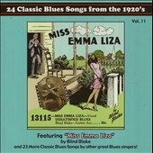 Various Artists: 24 Classic Blues Songs From The 1920s, Vol. 2