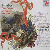 Schubert: Trout Quintet, etc / Immerseel, Beths, et al