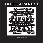 Half Japanese: Volume Two: 1987-1989 [Box] *
