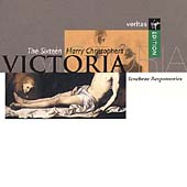 Victoria: Tenebrae Responsories / Christophers, The Sixteen