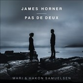 James Horner (b.1953): Pas de Deux, Double Concerto for Violin, Cello & Orchestra /  Mari Samuelsen, violin; Håkon Samuelsen, cello; Royal Liverpool PO; Petrenko