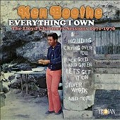 Ken Boothe: Everything I Own: The Lloyd Charmers Sessions, 1971-1976