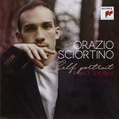 Orazio Sciortino: Self Portrait - Piano Works