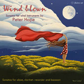 Peter Hope (b.1930): Sonatas for Winds -