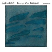 András Schiff Plays Encores After Beethoven; Works by Schubert, Mozart, Haydn, Beethoven, J.S. Bach / András Schiff, piano