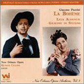 Puccini: La Boh&#232;me / Cellini, Albanese, di Stefano, et al