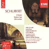 Schubert: Masses, etc / Sawallisch, et al