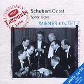 Schubert, Spohr: Octets / Vienna Octet