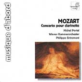 Mozart: Clarinet Concerto, Symphonies 21 & 27 / Portal, etc