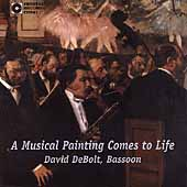 A Musical Painting Comes to Life / David de Bolt, et al