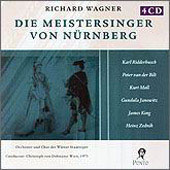 Wagner: Die Meistersinger von N&uuml;rnberg / Dohnanyi, et al