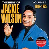 Jackie Wilson: The Best of Jackie Wilson, Vol. 2 1966-1975 [Collectables]