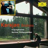 Karajan - The Collection - Brahms: 4 Symphonies / Berlin PO