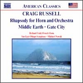 American Classics - Russell: Rhapsody, Middle Earth, etc