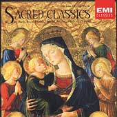 Sacred Classics - Bach, Faur&eacute;, Franck, Handel, Mozart, et al