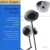 Shawn: Chamber Music / Klimowski, Macomber, et al