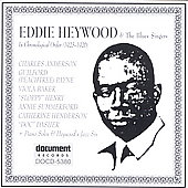 Eddie Heywood: Complete Recorded Works (1923-1926)