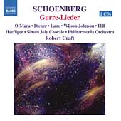 Schoenberg: Gurre-Lieder / O'Mara, Diener, et al
