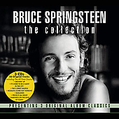 Bruce Springsteen: The Collection: Greetings from Asbury Park, N.J./The Wild, the Innocent &... [Box]