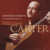 La guitarre royalle - Francesco Corbetta / William Carter