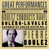 Ravel: Bolero, La Valse, etc / Boulez, NYPO, et al