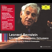 Bernstein Collectors Edition - Schubert, Schumann, etc
