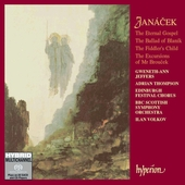Janácek: The Eternal Gospel, etc / Volkov, et al