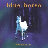 Lora Lee: Blue Horse *