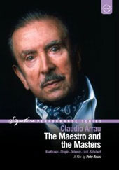 Claudio Arrau: The Maestro & The Masters / [DVD]