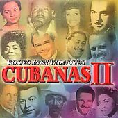 Various Artists: Voces Inolvidables Cubanas, Vol. 2