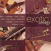 Various Artists: Exotic Strings