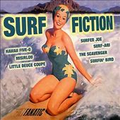 Various Artists: Surf Fiction