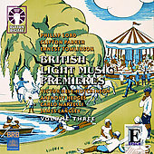British Light Music Premieres / Sutherland, et al