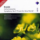 Dvorak: Cello Concerto, Symphony No.9