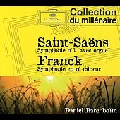 Saint-saens: Symphony No.3 'organ'/Franck: Symphony In D Minor