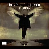 Breaking Benjamin: Phobia [CD/DVD] [PA]