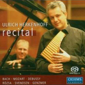 Recital / Ulrich Herkenhoff, Matthias Keller