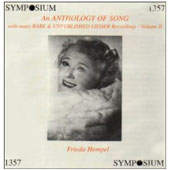 Anthology of Song Vol 2