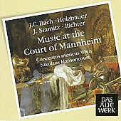 Music at the Court of Mannheim / Harnoncourt, et al