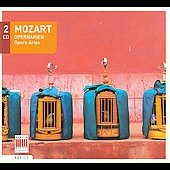 Basics - Mozart: Opera Arias / Schreier, Prey, Suitner, et al