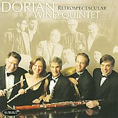 Retrospectacular - Bach, Beethoven, Reicha, Villa-Lobos, etc / Dorian Wind Quintet