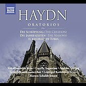 Haydn: Oratorios / Schuldt-Jensen, Spering, Rubens, et al