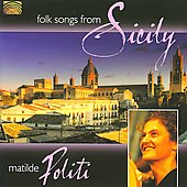 Matilde Politi: Folk Songs from Sicily