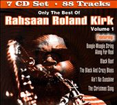 Rahsaan Roland Kirk: Only the Best of Rahsaan Roland Kirk, Vol. 1